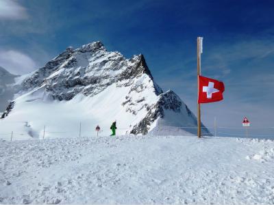 其他国家的指纹录入可以申请瑞士签证吗?