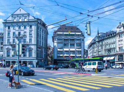 申请瑞士探亲签证都需要哪些材料?