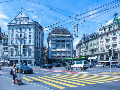 在瑞士转机需要办理过境签证吗?